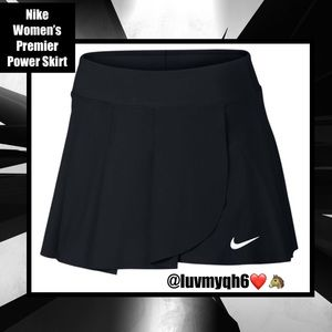 Nike Women's Premier Power Tennis Skirt